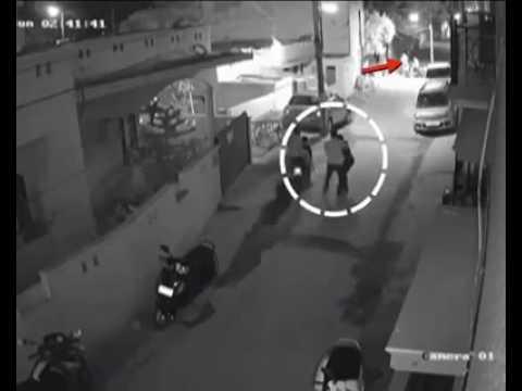 CCTV VIDEO : Bangalore Woman Molested On Street