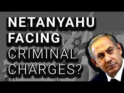 Criminal Charges Coming Against Israeli PM Benjamin Netanyahu?
