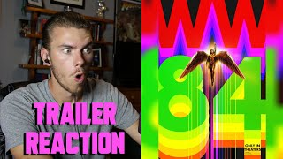 Wonder Woman 1984 (2020) - DC FANDOME - TRAILER REACTION