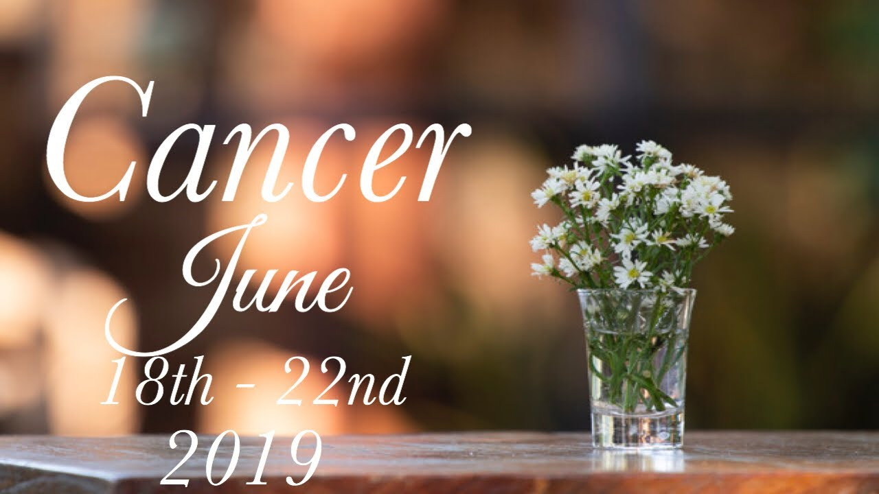 CANCER JUNE 18th - 22nd | THEY WEREN'T EXPECTING THIS FROM YOU - Cancer  Tarot Love Reading