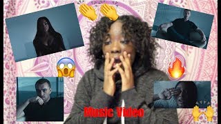 SAM SMITH x NORMANI - Dancing With a Stranger Official Music Video (REACTION) Video