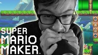 IK VREET ME MIC OP !! | Super Mario Maker WiiU