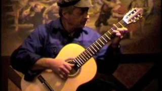 La Vie En Rose on solo classical guitar by Gary OConnell