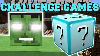 minecraft lucky block challenge
