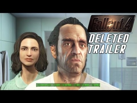 Fallout 4: The DELETED Trailer