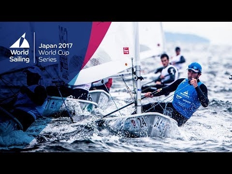 Full Laser Medal Race - Sailing's World Cup Series | Gamagori, Japan 2017
