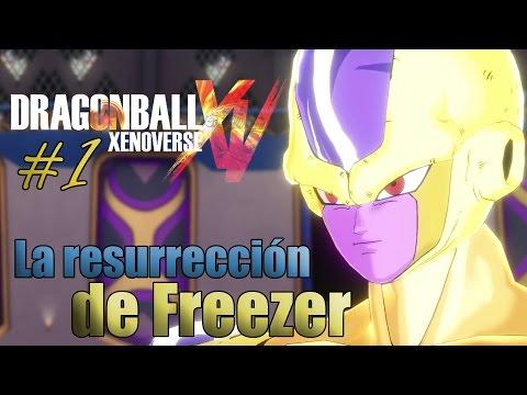 DRAGON BALL XENOVERSE: La resurrección de Freezer #1
