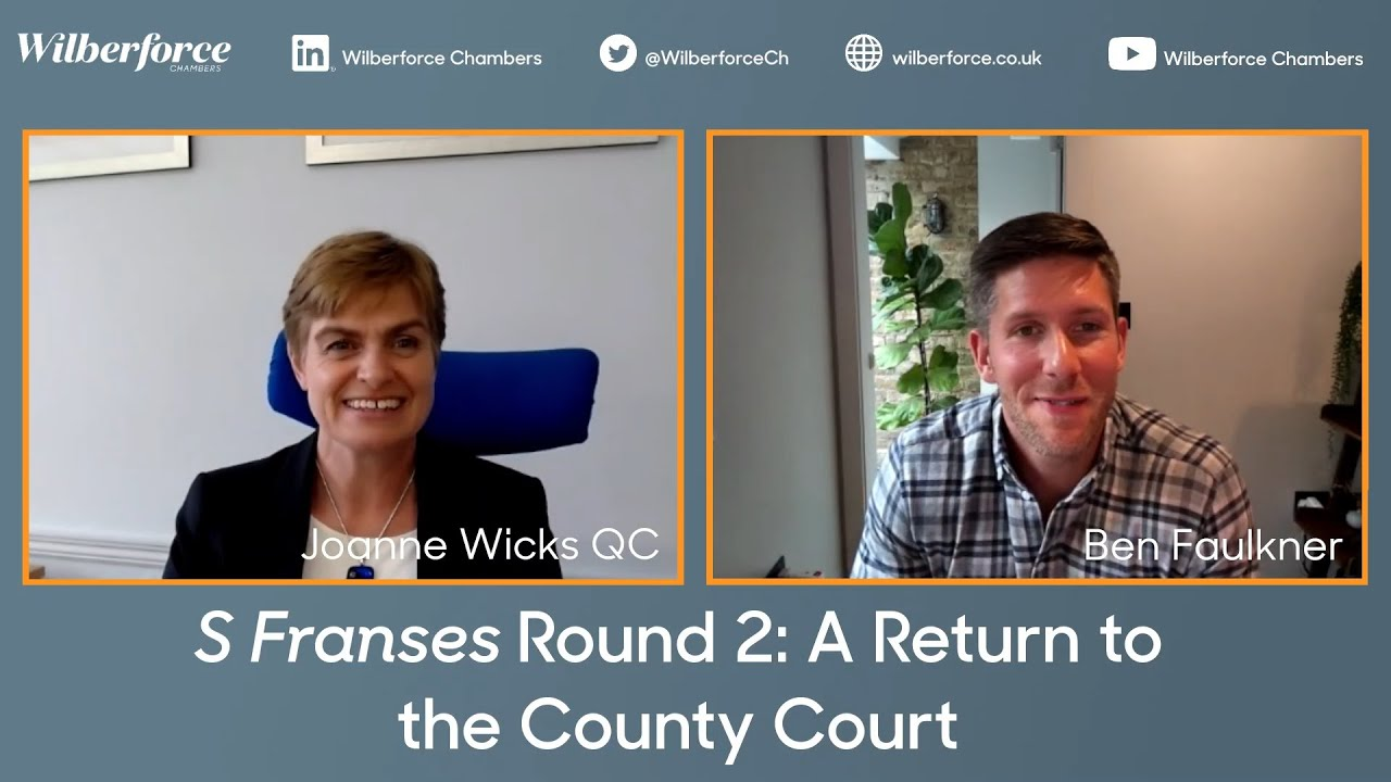 Download S Franses ⚖ Round 2: A Return to the County Court