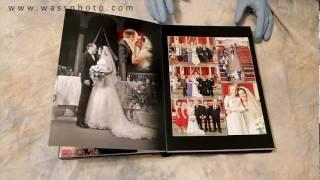"Graphistudio Album - Crystal Glance with Lustre paper - 9.5x13"""