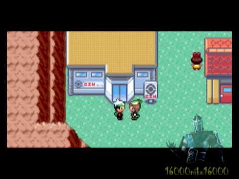 Pokemon esmeralda loquendo el gimnasio de fuego y japon for Gimnasio 7 pokemon esmeralda