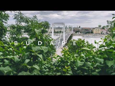 BUDAPEST TRIP - We went all the way through! (Sony A6000)