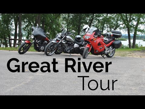 Mississippi Great River Road Tour