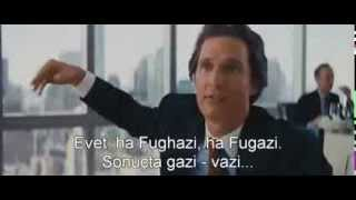 Matthew McConaughey The Wolf Of Wall Street Scene.
