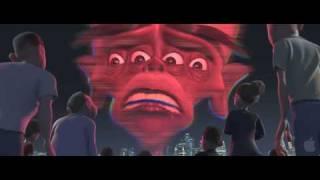 Monsters vs  Aliens Trailer #1 HD 480 P