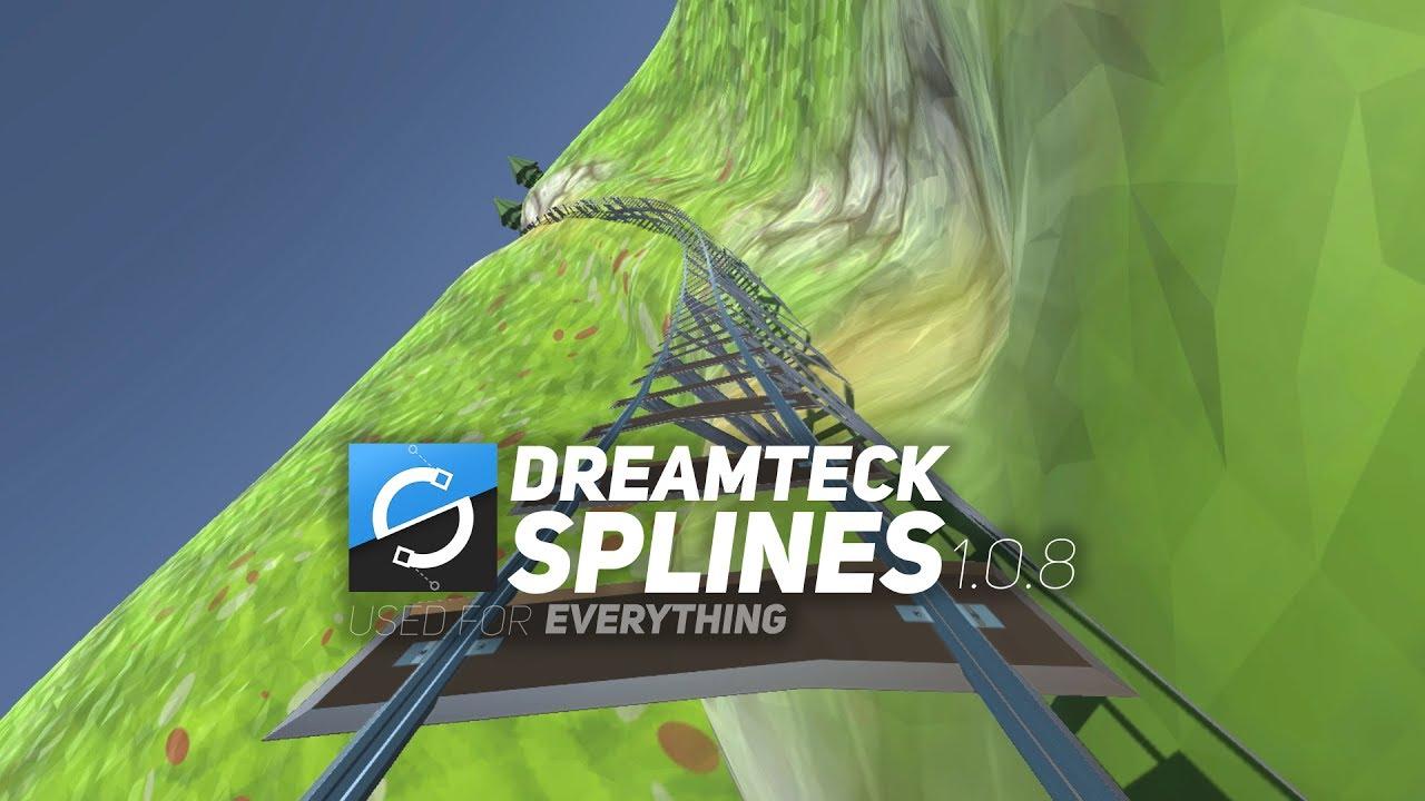 Dreamteck Splines - Dreamteck