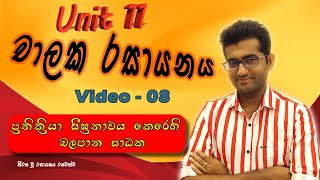 Chemical Kinetics - Video 08   Anushka Indunil   Chemistry