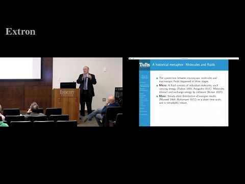 STEM Lecture Series: Dr. Bruce Boghosian