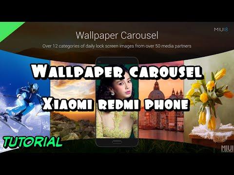 WALLPAPER CAROUSEL MIUI 9 5