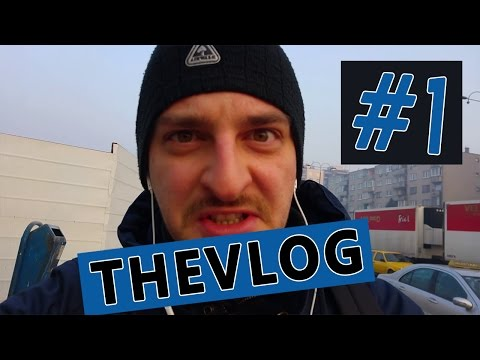 THEVLOG #1 - We're doing the vlog
