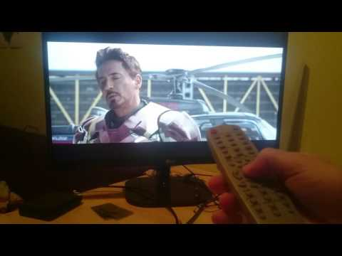 PC media player control with Arduino