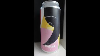 Beer review - Cloudwater Helles 2019 iteration 4.8%