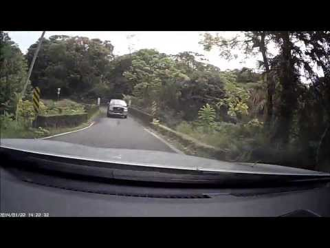 Maui: Driving entire Road to Hana in 10 minutes