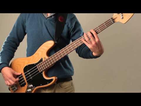 Bass Expo 2014: bass solo piece