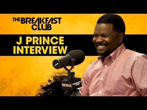 J Prince Talks Drake, Birdman, Being Investigated By The DEA + More In His New Memoir