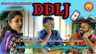 DDLJ - Telugu Short Film || VNODAMN - With Subtitles.