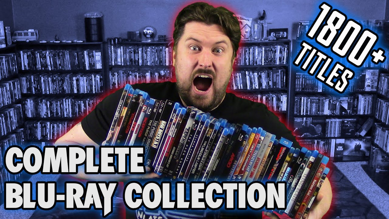 Download Complete Blu-Ray Collection (1800+ Titles)