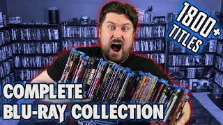 Complete Blu-Ray Collection (1800+ Titles)