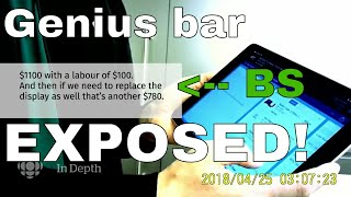 Genius Bar caught ripping customer off ON CAMERA by CBC News