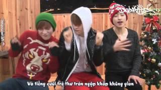 [vietsub Yanst] Christmas Carol Medley - Dalmatian [yanst Xmas Gifts 2011]