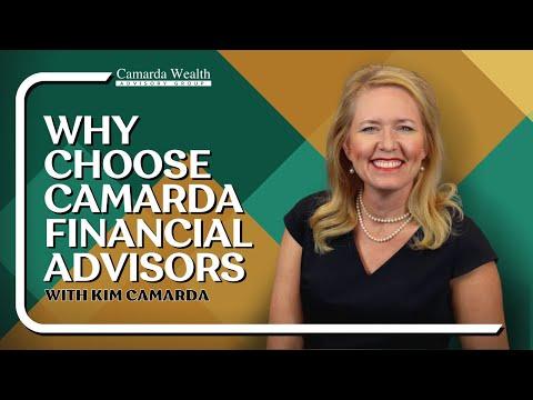 Why Use Camarda Financial Advisors - Camarda Wealth