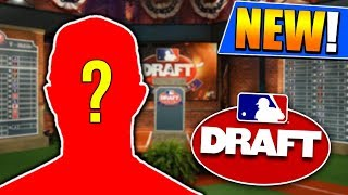 GETTING DRAFTED #1 OVERALL! MLB The Show 19 | Road To The Show Gameplay