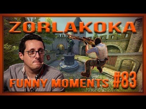 [PT] zorlaKOKA Funny Moments - O BONECO ESTÁ CANSADO... TEM QUE FAZER UNS SQUATS!!!  - #83