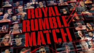WWE Royal Rumble 2013 Full MatchCard [HD] [FWE]