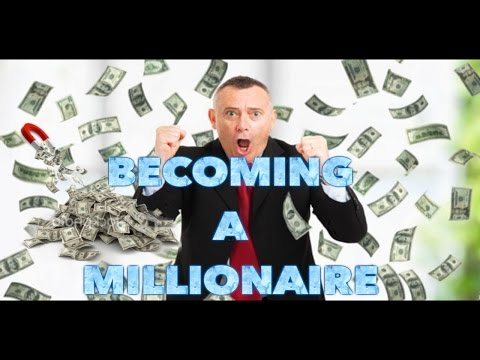 Becoming A Millionaire through penny stocks, options, and day trading