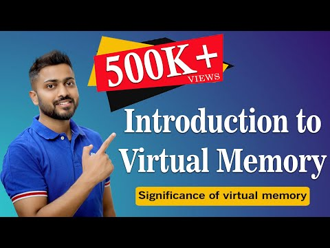 Virtual Memory | Page fault | Significance of virtual memory | Operating System