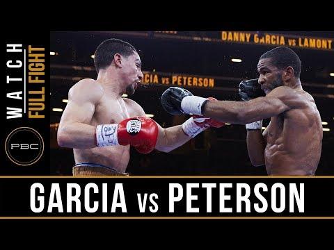 Garcia vs Peterson FULL FIGHT: April 11, 2015 - PBC on NBC
