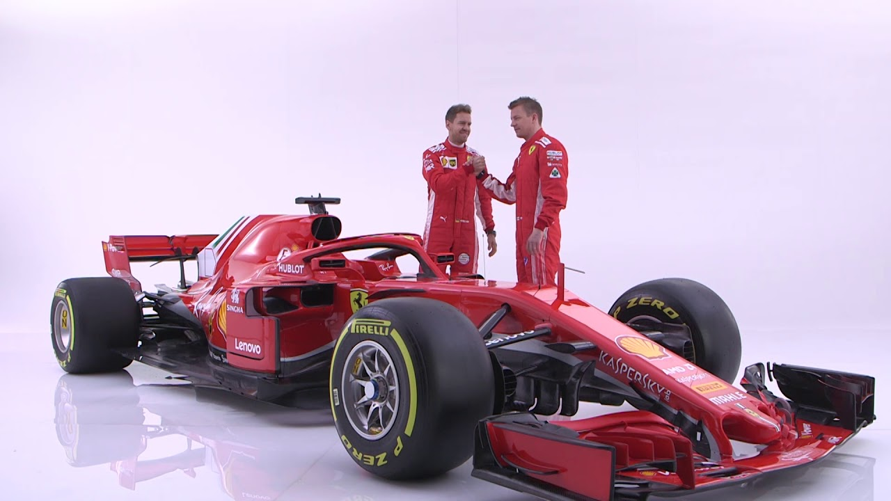 f1 2018 ferrari sf71h launch vettel raikkonen interviews youtube. Black Bedroom Furniture Sets. Home Design Ideas