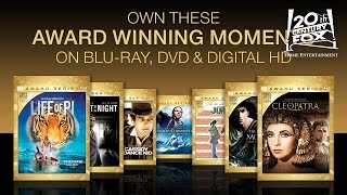 Own the Award winning moments forever on Blu-ray, DVD & Digital HD | FOX Home Entertainment