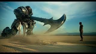 Мегатрон и его команда Трансформеры Последний рыцарь