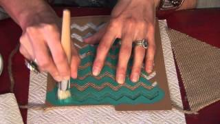Craft Class 101: How To Work With Burlap
