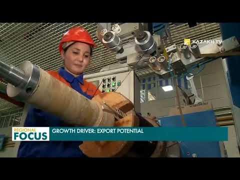 Export potential of Kazakhstan enterprises