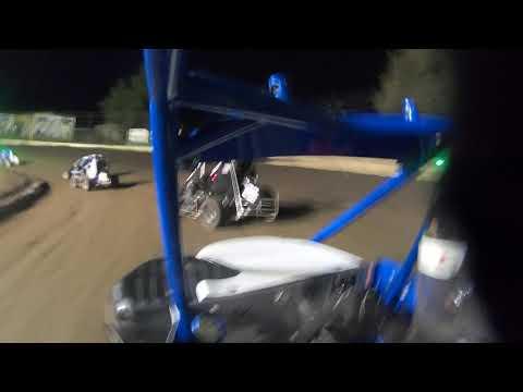 Port City Raceway 10-04-19 Rob Heat Race - Masters Class - 1st Night of Rujo Rumble