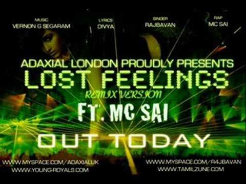 Lost Feelings - Tamil Remix - MC SAI - TAMIL RAP