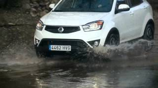 SsangYong Korando 2014 Videos
