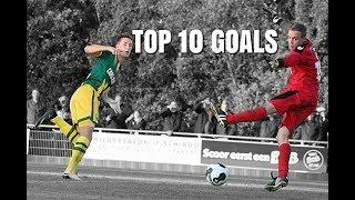 Top 10 goals in de voorbereiding! #1