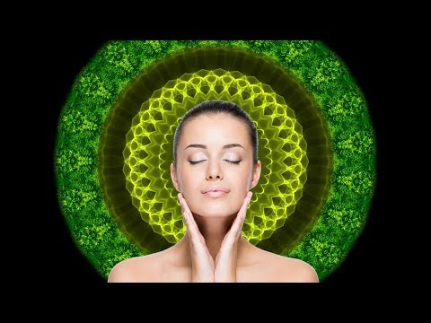 Universal Love Energy • Heart Chakra Meditation • Beta, Theta, & Delta Wave • 432 Hz Tuning